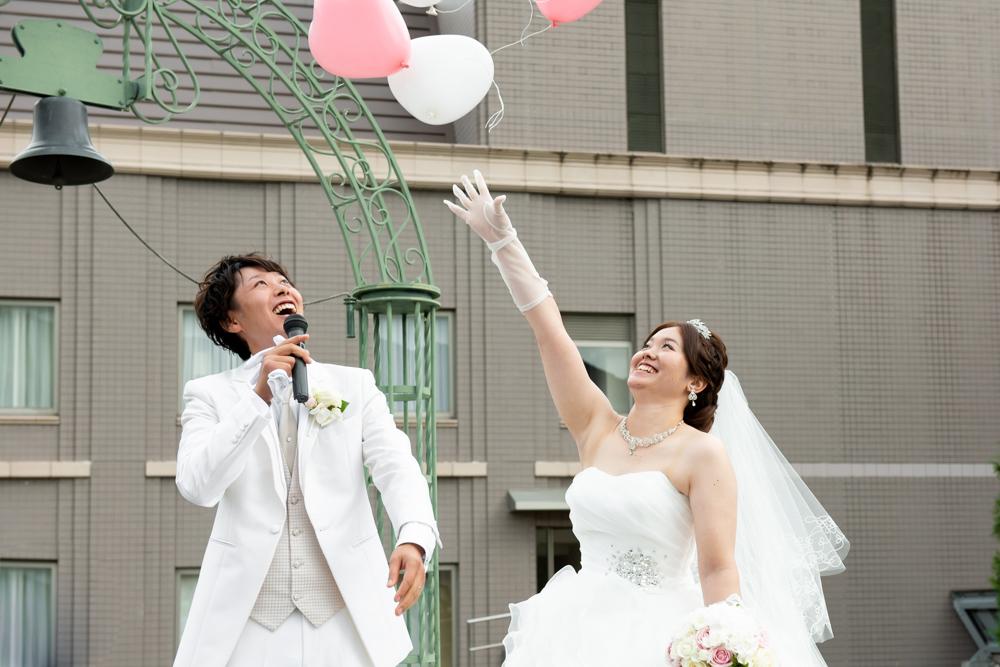 犀北館ホテルガーデン結婚式