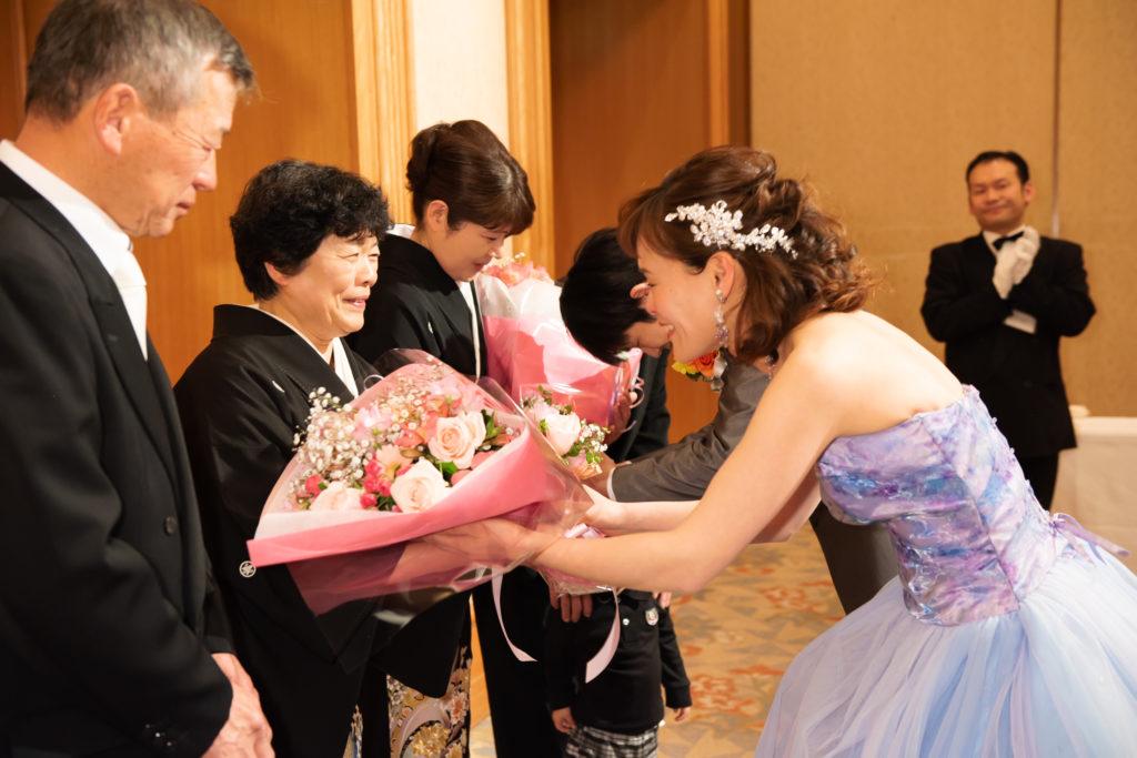 ファミリー婚写真